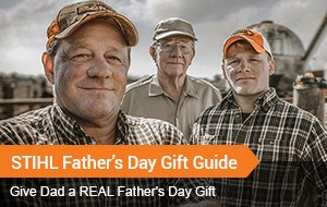 STIHL Father's Day Gift Guide
